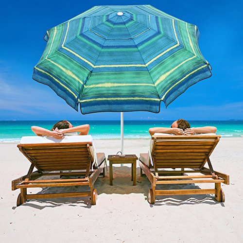 Abba Patio 7 Ft Beach Umbrella