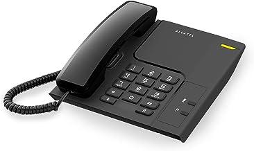 Alcatel T26 TELEFONO Fijo SOBREMESA Negro