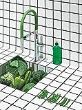 GROHE Essence Profibrause Küche – Einhand-Spültischbatterie mit herausziehbarer Brause - 9