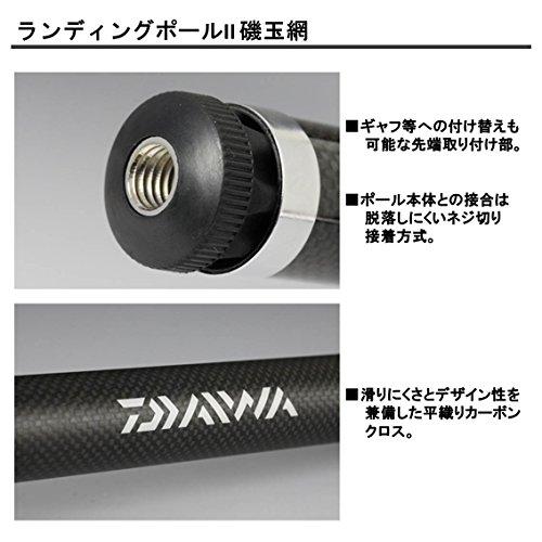 ダイワ(Daiwa)『ランディングポール2磯玉網』