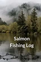 Salmon Fishing Log Book: An Angers Journal on Techniques and Locations of Catches
