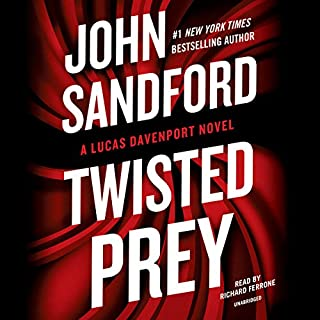 Twisted Prey audiobook cover art