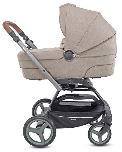 Inglesina - Carrito para bebé con triple función Quad Rodeo Sand
