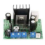 Placa de controlador, placa de circuito de controlador de válvula electromagnética ajustable de fuerza de 7-30V con función OTP