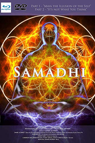 Samadhi Parts 1 and 2 - DVD Blu-ray Combo Pack