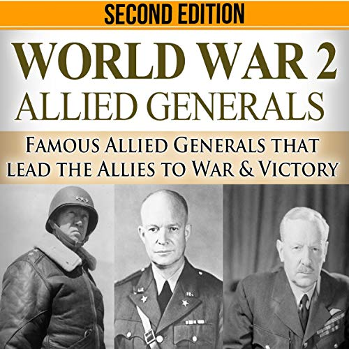 World War 2: Allied Generals cover art