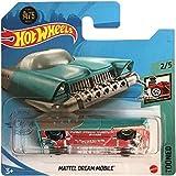 Hot Wheels Mattel Dream Mobile Tooned 2/5 2020 (014/250) Short Card