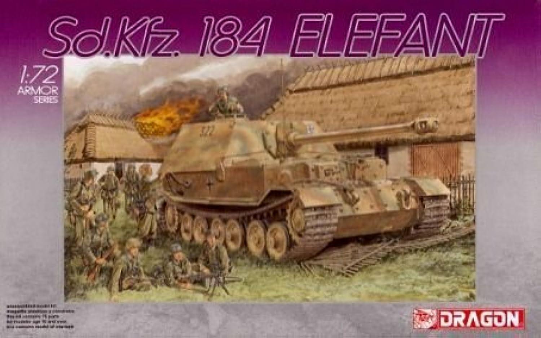 1 72 Elefant Sd.Kfz. 184 Dragon Model Kit