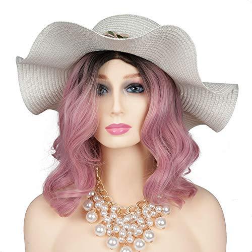 YOSAN Tête de Mannequin pour la création et l'exposition de Perruques, Mannequin d'entraînement pour Maquillage et Massage et Perruque