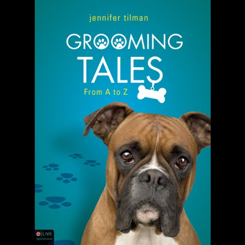 Grooming Tales audiobook cover art