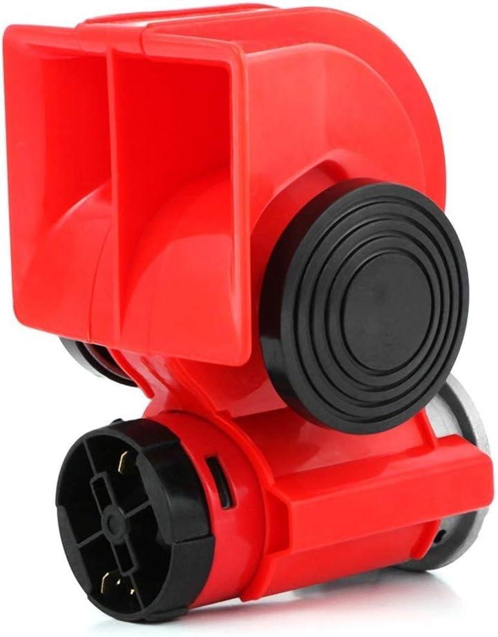 IJEOKDHDUW 12V 24V Universal Snail Air Loud Fort Worth Mall Power High Horn Car Super intense SALE