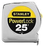 Stanley Hand Tools 33-425 1' X 25' PowerLock II Professional Tape Measure