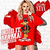 Lost Posters Album-Cover-Poster, dick, Alexandra Stan: I