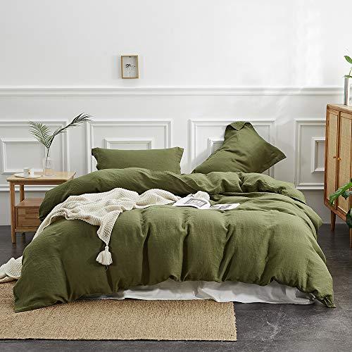 Edredón Verde  marca Simple&Opulence