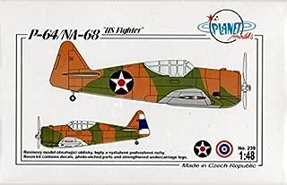 Planet Models 1:48 P-63/NA-68 U.S. Fighter Resin Kit #PLT239