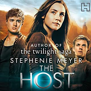 The Host                   By:                                                                                                                                 Stephenie Meyer                               Narrated by:                                                                                                                                 Kate Reading                      Length: 22 hrs and 58 mins     871 ratings     Overall 4.5