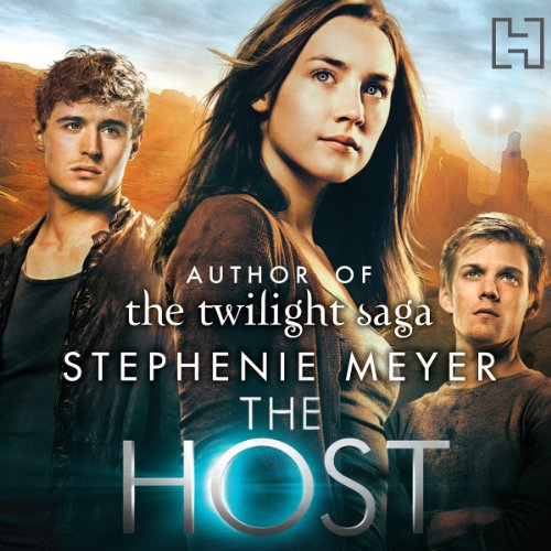 The Host audiobook cover art
