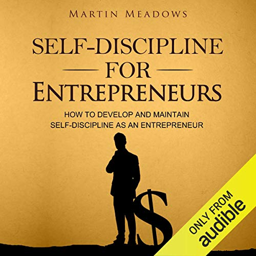 Self-Discipline for Entrepreneurs Titelbild