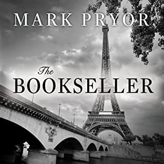 The Bookseller cover art
