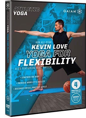 Gaiam Athletic Yoga: Yoga for Flexibility with Kevin Love