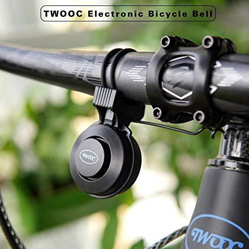 Letway TWOOC Fahrradladegerät T-002P Reitausrüstung Fahrradklingel USB-Ladegerät (Monophone Version) Fahrradteile, Klingel, Sicherheitsausrüstung skilful