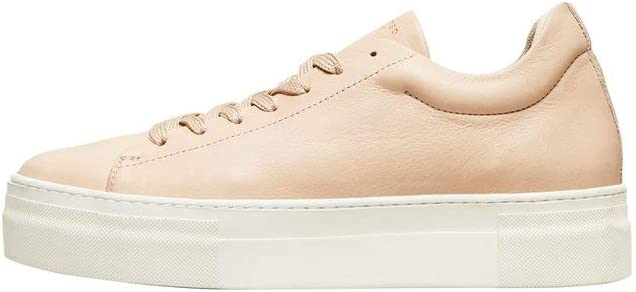 SELECTED FEMME Slfhailey Leather Trainer B, Zapatillas Mujer