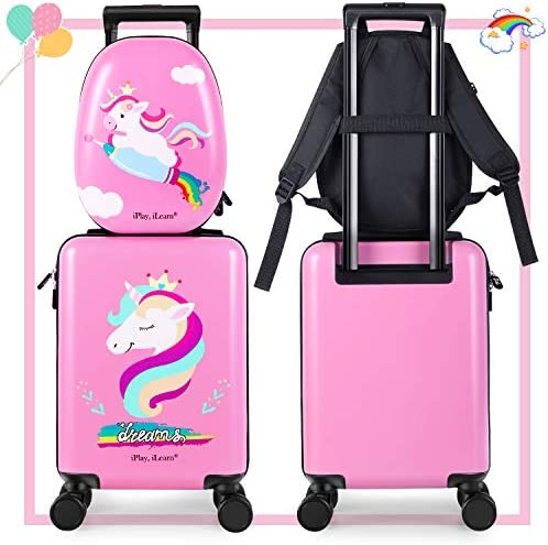 Childrens trolley suitcase _image0