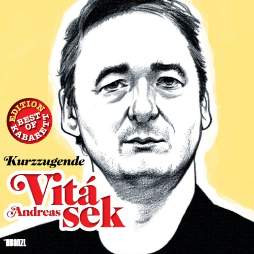Andreas Vitásek audiobook cover art