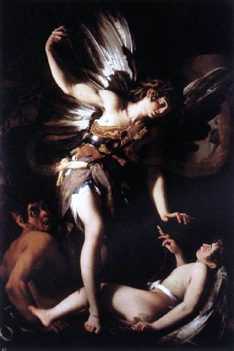 Art Oyster Giovanni Baglione Sacred and Profane Love - 18
