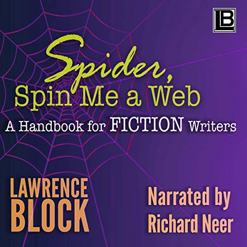 Spider, Spin Me a Web cover art