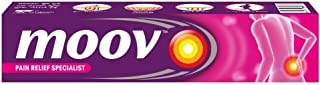 3 x Moov Pain Reliever 50gms (Total 150 GMS)