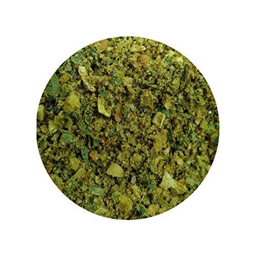 Holyflavours | Knoblauch Pfeffer Kräutermischung | 100 Gramm | Hochwertige Kräuter | Bio-zertifiziert