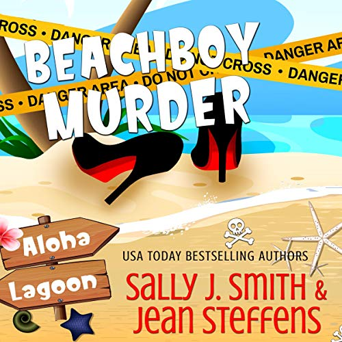 Beachboy Murder cover art