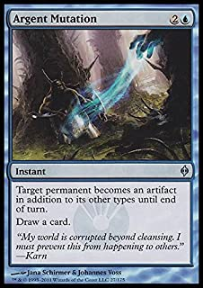 Magic: the Gathering - Argent Mutation - New Phyrexia