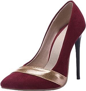 Zanpa Women Shoes Fashion High Heels Pumps Pointed Toe