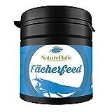 NatureHolic Fächerfeed Fächergarnelen Futter - 30g - Fein vermahlenes Staubfutter speziell für Fächergarnelen