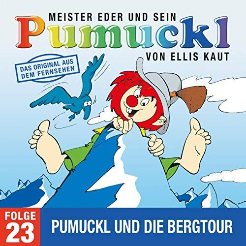Pumuckl und die Bergtour. Das Original aus dem Fernsehen Titelbild