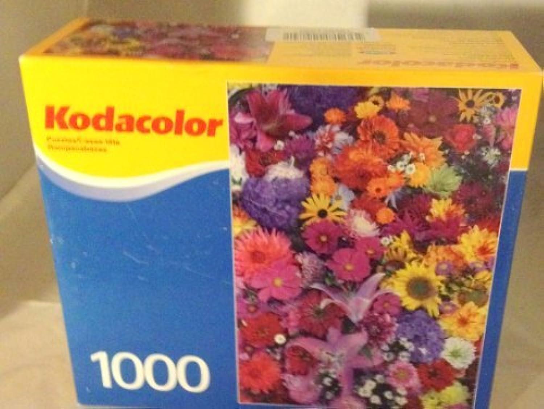 1000 Pc. KodaFarbe Flowers Galore Puzzle by KodaFarbe