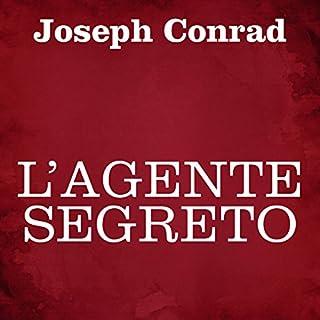 L'agente segreto copertina