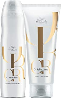 Wella Oil Reflections Luminosidade Shampoo + Condicionador