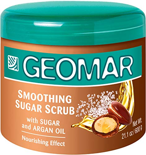Geomar Sugar Scrub Levigante per la Pelle - 600 gr