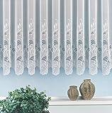 heimtexland Jacquardstore, Gardine, Vorhang, weiß, Verschiedene Größen
