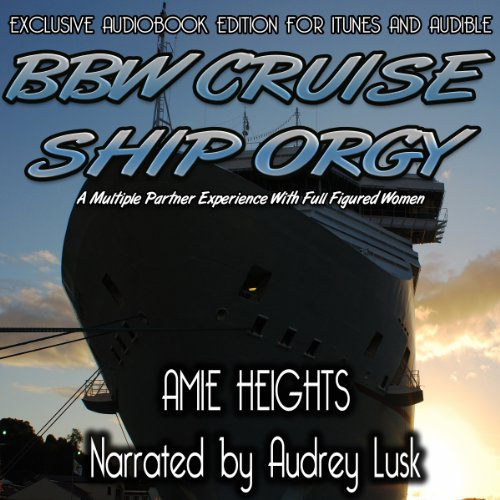 Cruise Ship Orgy audiobook cover art