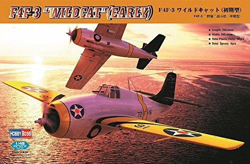Hobby Boss 80326 Modellbausatz F4F-3 early Wildcat