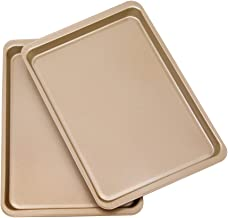 """Bakeware Set of 2 - Zeakone Baking Sheet Pan (14.5"""" x 10"""") – for Commercial or Home Use. Non Toxic, Perfect Baking Supply ..."""