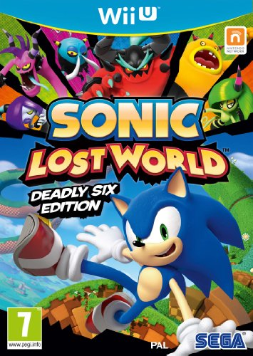 Sonic: Lost World - Special Edition + DLC