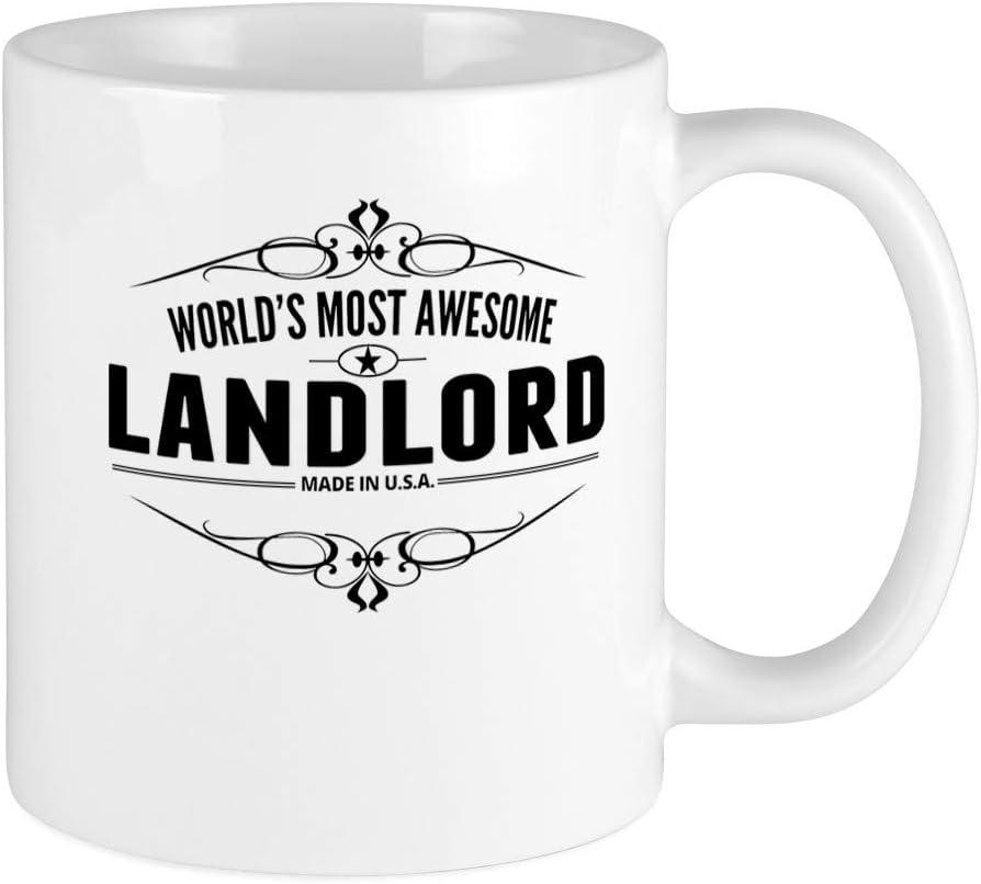 Landlord World/'s Best Novelty Gift Mug shan1005