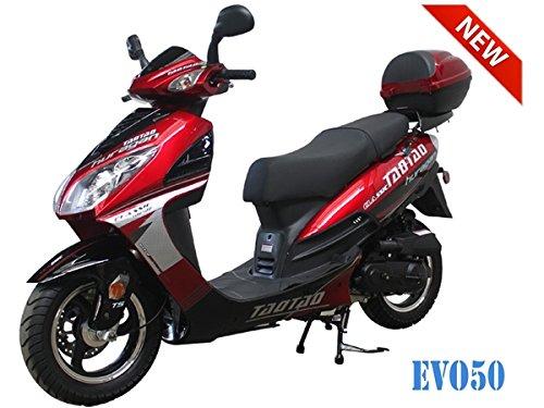 50cc Bigger Size Gas Street Legal Scooter TaoTao EVO 50