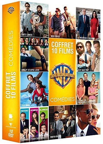 Collection de 10 films comédie Warner - Coffret DVD
