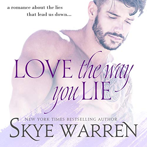 Love the Way You Lie audiobook cover art